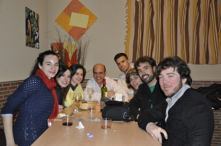 Madrid-postconcierto