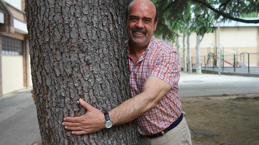 Iñaki Auzmendi. Fotografía: Santi Echeverría