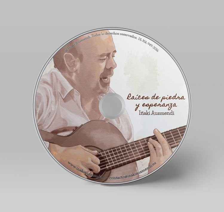 cd Raíces de piedra y esperanza (mock-up)